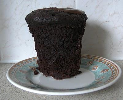 5 minute mug cake2 5 Minute Mug Chocolate Cake Recipe