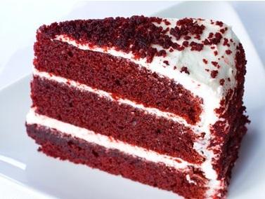 dark red velvet cake recipe
