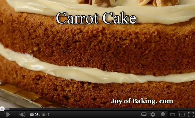 carrot cake recipe Simple Sugar Free Carrot Cake Recipe